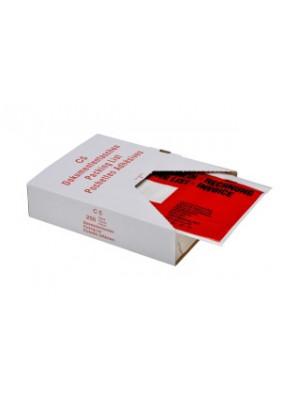Dokumentlommer C5 med tryk (250 stk.)