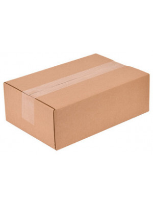 Papkasse med automatbund 310x230x100mm