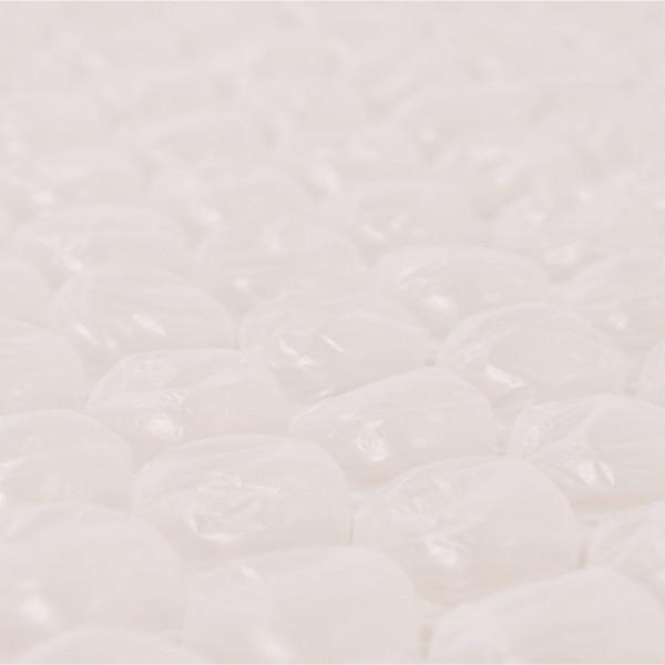 Boblefolie med store bobler