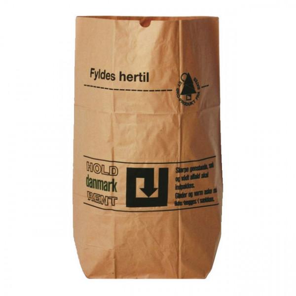 Papir affaldssække